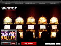 Winner Casino Lobby