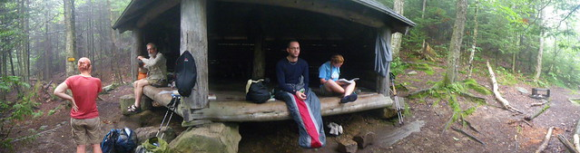 AT Shelter panorama