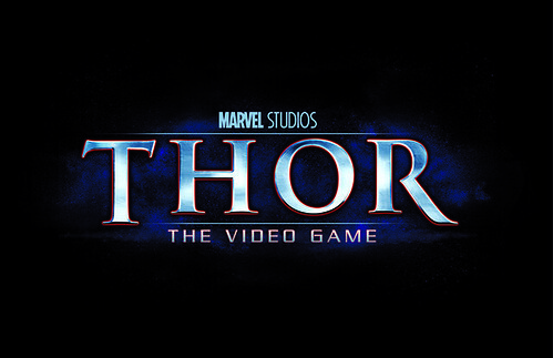 Thor The Video Game Logo