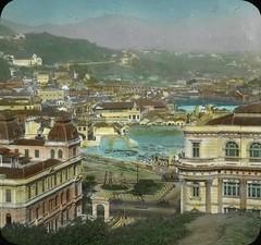 Rio De Janeiro - View of the City Built on a D...
