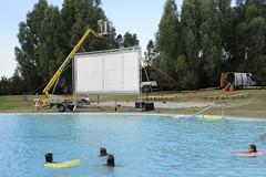 Mañana utomhusbio, Bara 2010 (Turilas) Tags: cinema mañana pool bara outdoorcinema 2010 utomhusbio utomhusbad svedalakommun jdg7940