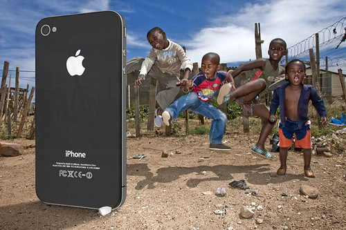 iPhone 4 Arrival In South Africa