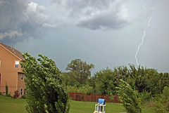 lightning in suburbia (dtsa58) Tags: kansas lightning lawrencekansas d60 nikond60 kansasthunderstorm nikon35mmf18
