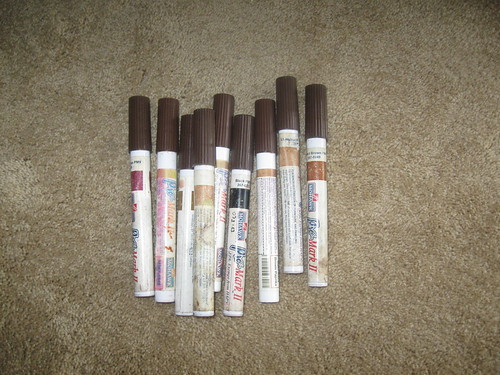 Ft Myers Furniture Repair | Touch UP Markers