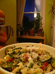 Giant Pasta Salad