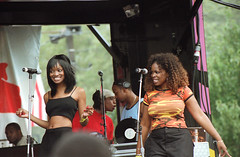 The Parkway Philadelphia Unity Day Rhythm Tour 1998 007 Performers Stunning Beauty (photographer695) Tags: street music philadelphia day tour unity parkway 1998 rhythm the