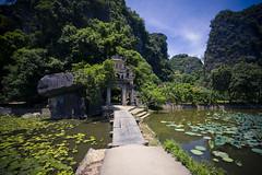 Temple de Ninh Binh