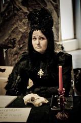 (mrksaari) Tags: summer portrait espoo finland costume cosplay event d300 35mmf2d ropecon dipoli