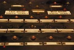 Control Panel for Harlem River Lift Span (thoth1618) Tags: new york city nyc newyorkcity ny newyork museum brooklyn transit transitmuseum brooklynny newyorktransitmuseum brooklynusa