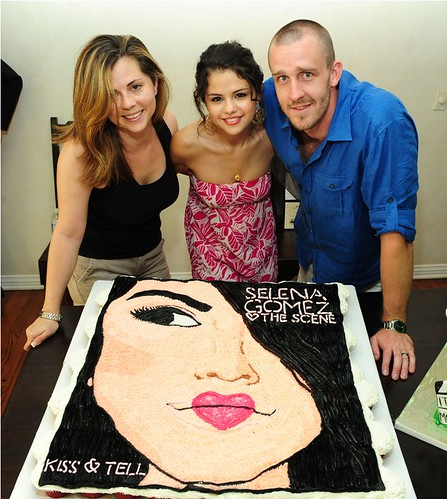 EXCLUSIVE/ Call for pricing -Los Angeles,CA- 07/24/2010 -Selena Gomez celebrates her 18th birthday with friends and family at her home. Selena has a lot to celebrate: Graduating, Welcome back to Wizards, the Release of Ramona and Beezus, the Launch of her