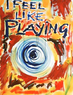 Ronnie Wood - I Feel Like Playing