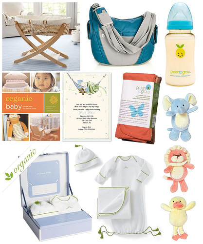 Organic and Eco Friendly Baby