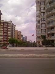 New apartments near Çankaya