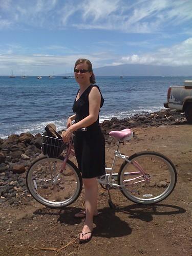 Jen Ken in Maui
