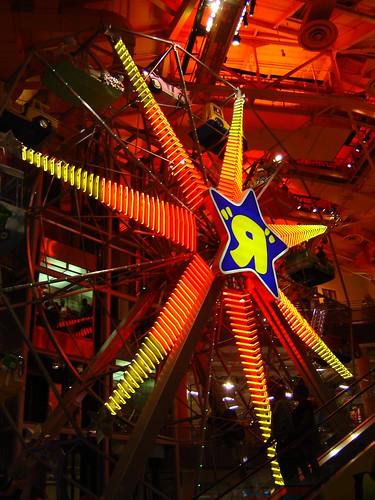 NY - Toys'R'Us roda gigante