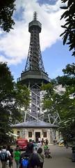 La Petnsk rozhledna (torre de observacin de Petn) (M. Ignacio Monge) Tags: