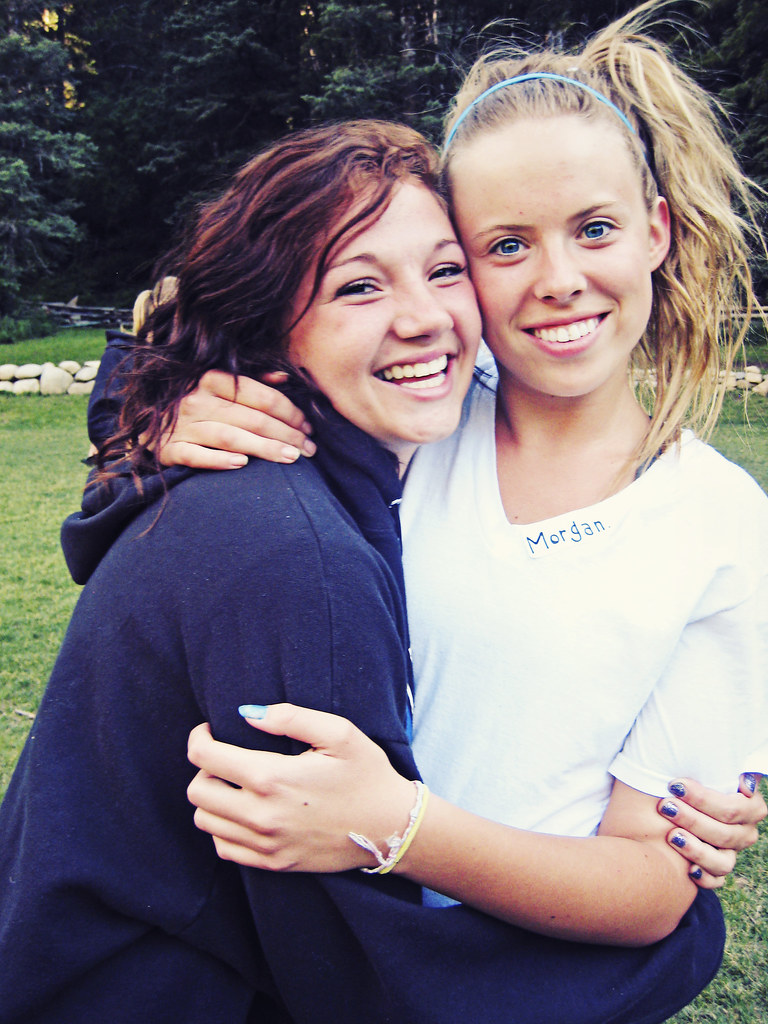 girls camp 2010