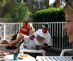 Barbara, Joanne, Sherwood, Sharon (Gem Images) Tags: family us orlando florida vacationvillage