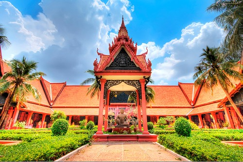 18 Amazing Cambodia and Thailand HDR Wallpapers