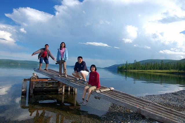 Tour in Khovsgol Lake 庫蘇古勒湖區 Day 2