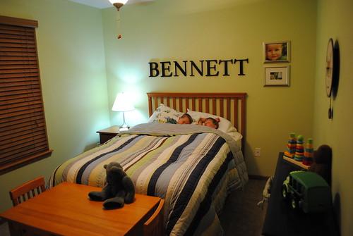 Bennett's room