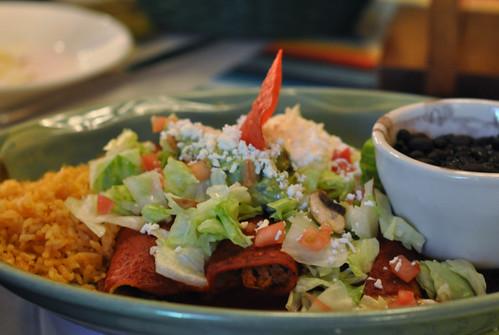 Enchiladas Rancheras @ Casa Chapala ~ Austin, TX