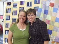 Me and Amanda Jean