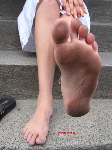 dirty soles girl my new