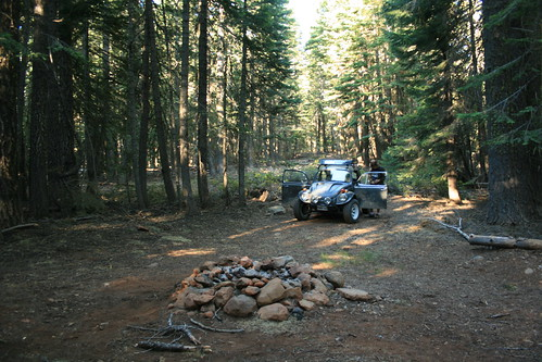 Lassen National Forest Camping