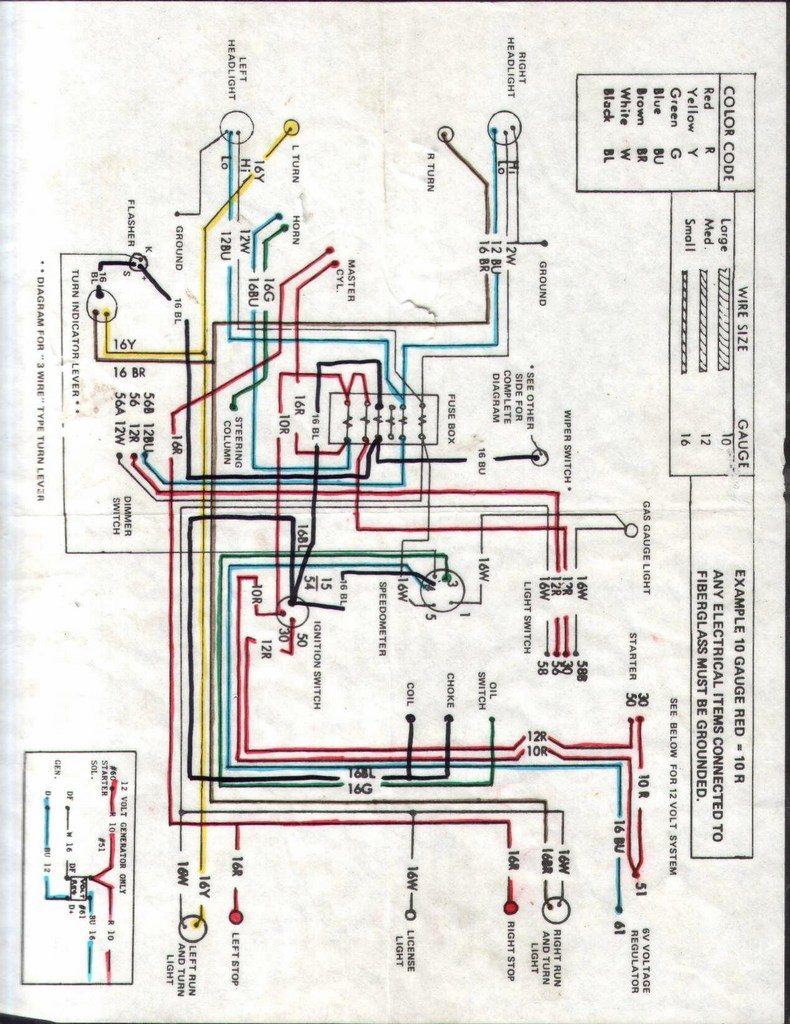 Vw Dune Buggy Wiring Diagram together with 161059254932 moreover Ford 1900 Wiring Diagram besides Megapost Todo Sobre Motores also 34 ss manual 27 l. on 1970 opel gt wiring diagram