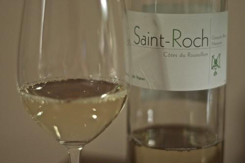 2008 Saint-Roch Grenache Blanc/Marsanne