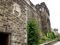 East State Penn 30 Foot Walls (Mr.J.Martin) Tags: pennsylvania prison easternstatepenitentiary penitentiary cellblock easternstate prisoncell prisonwalls abandonedprison prisonward prisoncelldoor philadelphiaprison abandonedpenitentiary pennsylvaniapenitentiary prisondecay
