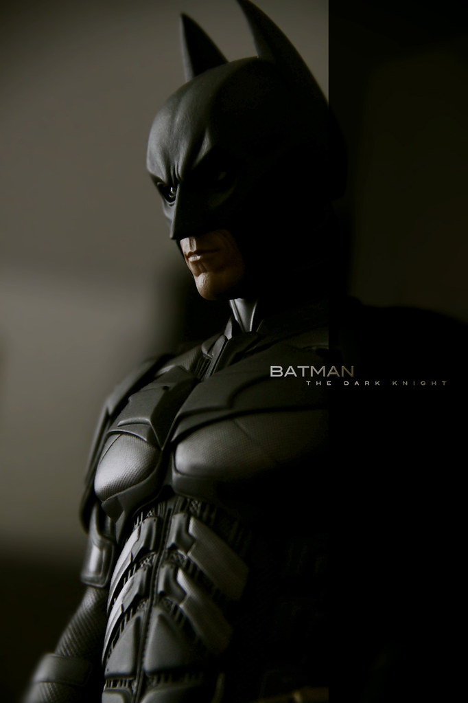 The Dark Knight - 1/6th scale BATMAN collectible figure (DX version) DX02 (23)