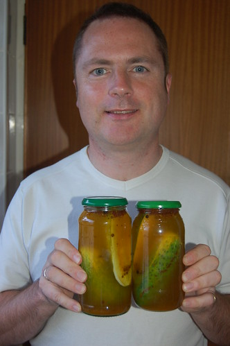 gherkins pickled AUg 10