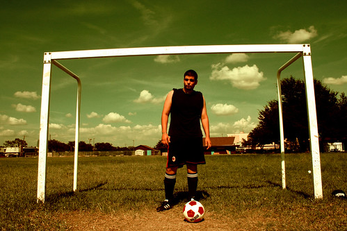 Day 216/365 In futbol...