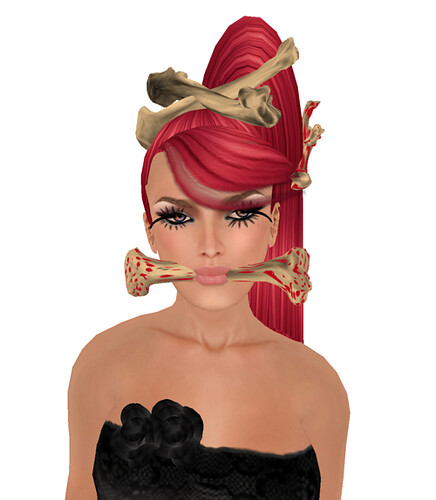 crazy arse hunt by Vanity Hair - !VA! Sweet Cannibal