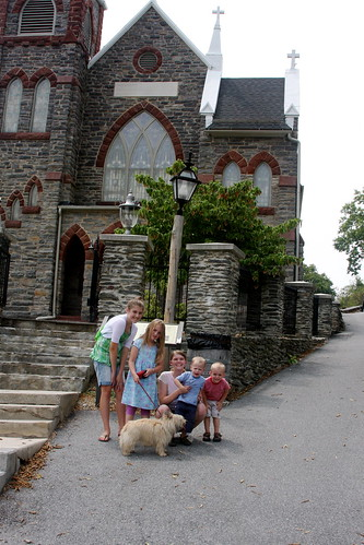 Fun at Harper's Ferry WV