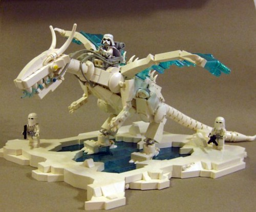 Vader's Ice Dragon