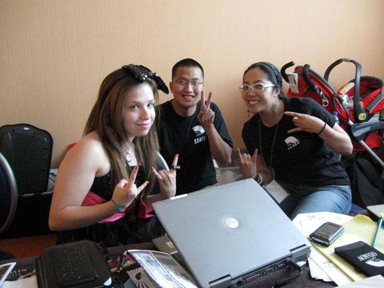 Press Staff