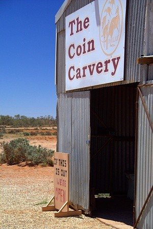The Coin Carvery