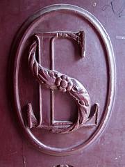 St Louis (Brandt Botes) Tags: old paris france church typography cathedral monogram doorway lettering ornate marais crusty initials stpaulstlouis vonbrandis brandtbotes decorativetypography