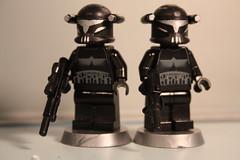 Clone Black Ops Team (ADopedUpWalris) Tags: starwars lego fig clone legostarwars legoclone legocustom legofig