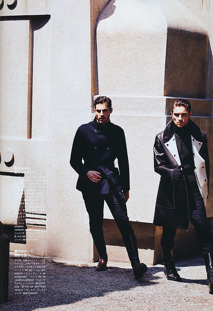 GQ Japan88_2010_09_507_Matteo Martari&Texas Olsson