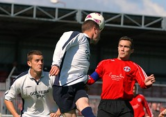 Rothesay Brandane V Drumchapel Amateurs (ufopilot) Tags: football soccer danes rothesay drumchapel brandanes brandane