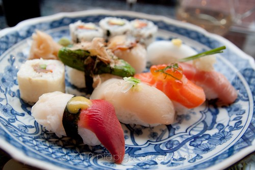 Sushi of Shiori sushi platter 2