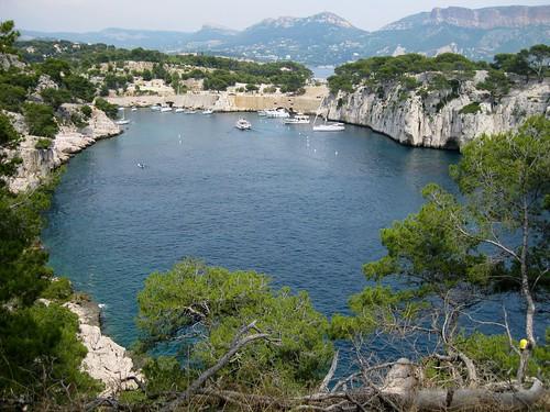 Les Calanques, France