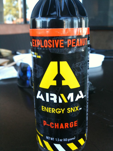 Explosive Peanut