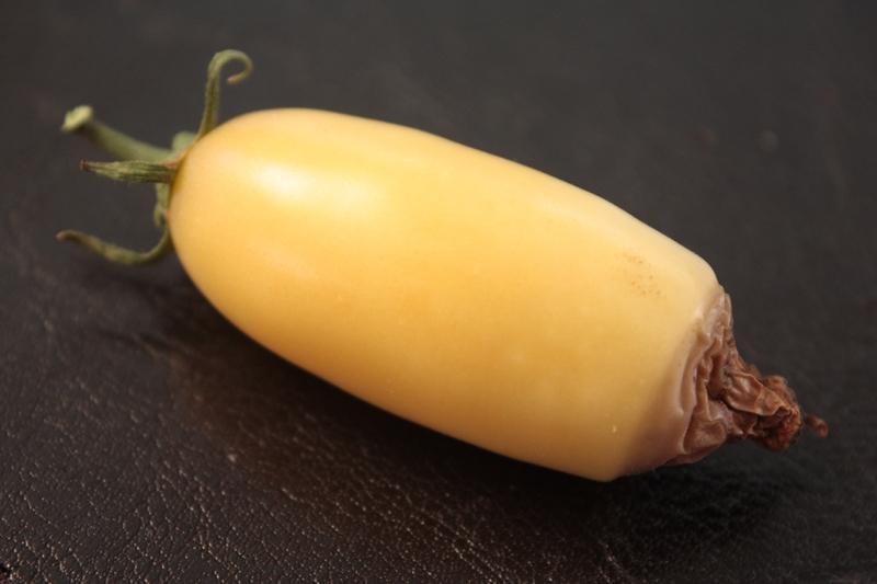 Cream Sausage Tomato