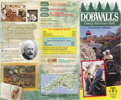 Dobwalls Forest Railway - 1991 leaflet (outside) (trainsandstuff) Tags: cornwall railway dobwalls forestrailway forestrailroad dobwallsforestrailroad dobwallsforestrailway forestrailwayforest railroadcornwallsteamrailwaytrainminiature dobwallsadventurepark