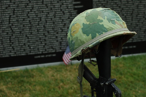 Vietnam Veterans Memorial comes to Clark County, WA